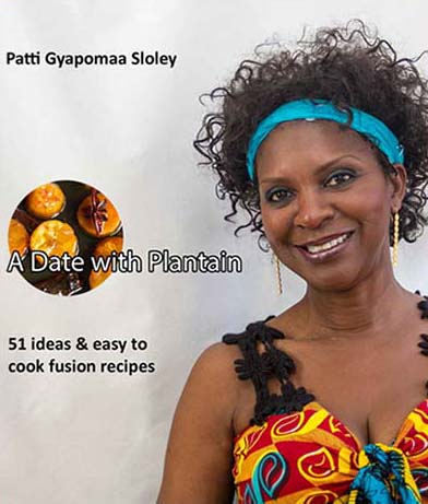 A date with plantain book brb