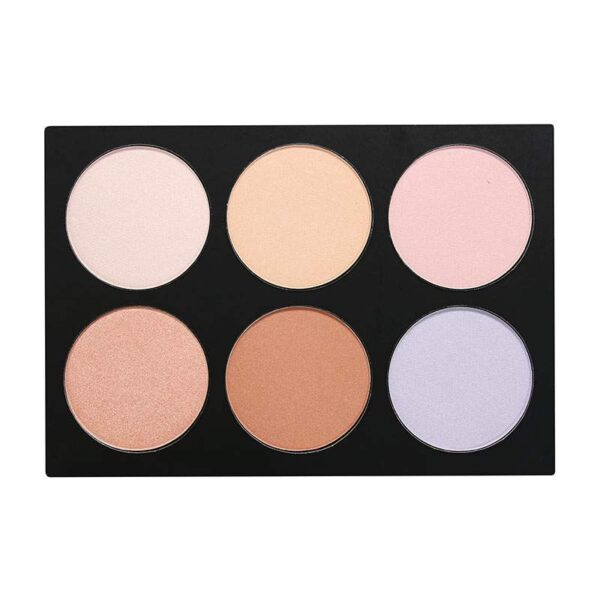 Marco By Design 6 Shade Highlighter