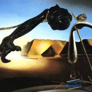 3 Salvador Dali art lessons for beginners. Surrealism.