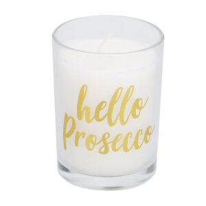 Candlelight Hello Prosecco Scented 220g