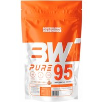 Pure Whey Protein Isolate 95 - Gingerbread 5kg Powder Bodybuilding Warehouse