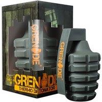 Thermo Detonator - 12 Caps Trial Size Bodybuilding Warehouse Grenade