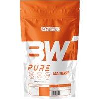 Pure Acai Berry Powder -Unflavoured-100g Bodybuilding Warehouse