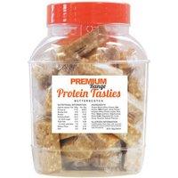 Premium Protein Tasties Bars December 2017 Dated -Chocolate Chip-1 Tastie Bodybuilding Warehouse