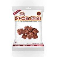 Minis 50g Crispy Caramel Crunch (Aug 2017) Bodybuilding Warehouse Protein Snax