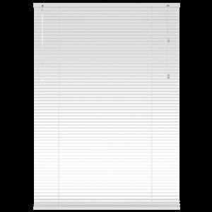 White Gloss Aluminium Venetian