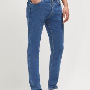 Denim Slim Fit Jeans - mid wash