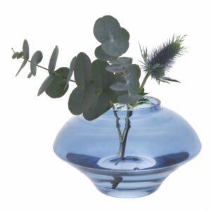 Deco Blue Vase
