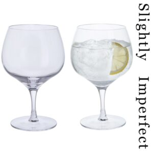 Bar Excellence Gin Copa Glasses - Slightly Imperfect | Set of 2