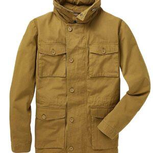 Khaki 4 Pocket Jacket